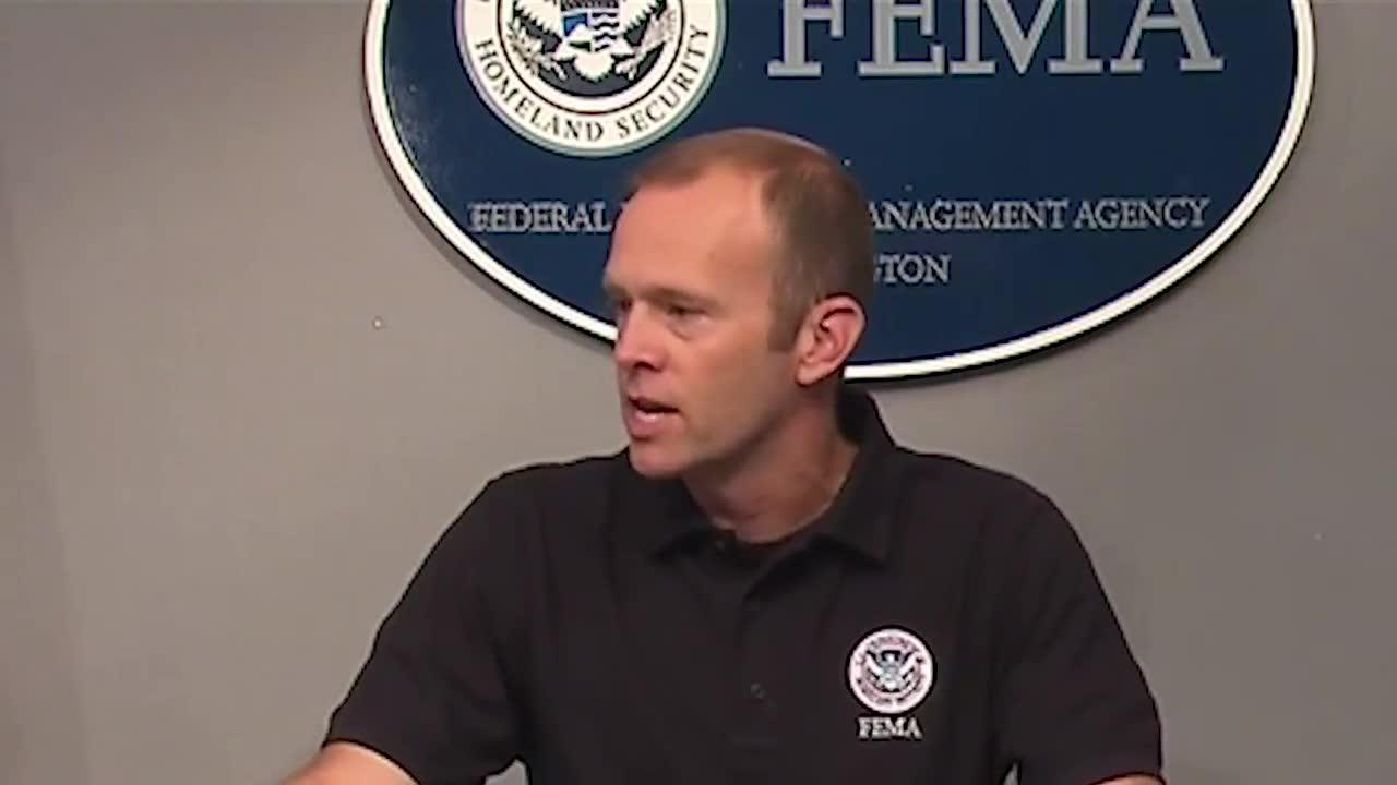 Officials Comment On Historic Flooding