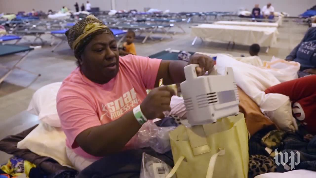 Evacuees From Harvey Describe What They Saved