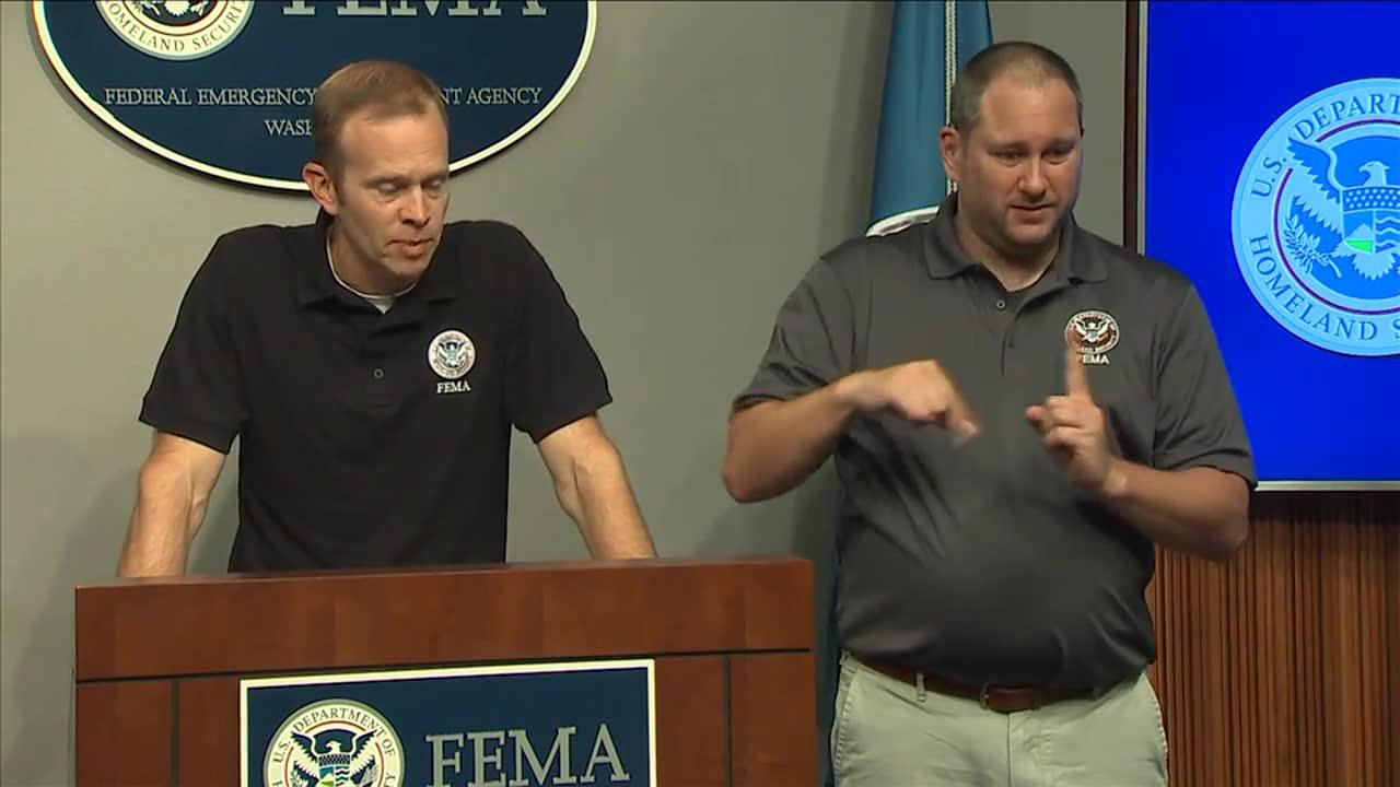 Fema Evaluates Impact Of Texas Chemical Plant Explosion