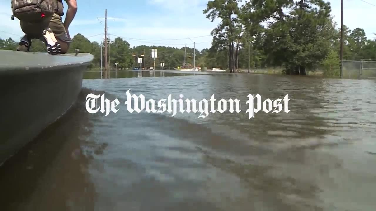 'I Was In Shock.' Residents Of Mauriceville, Tex., React To Flooding.
