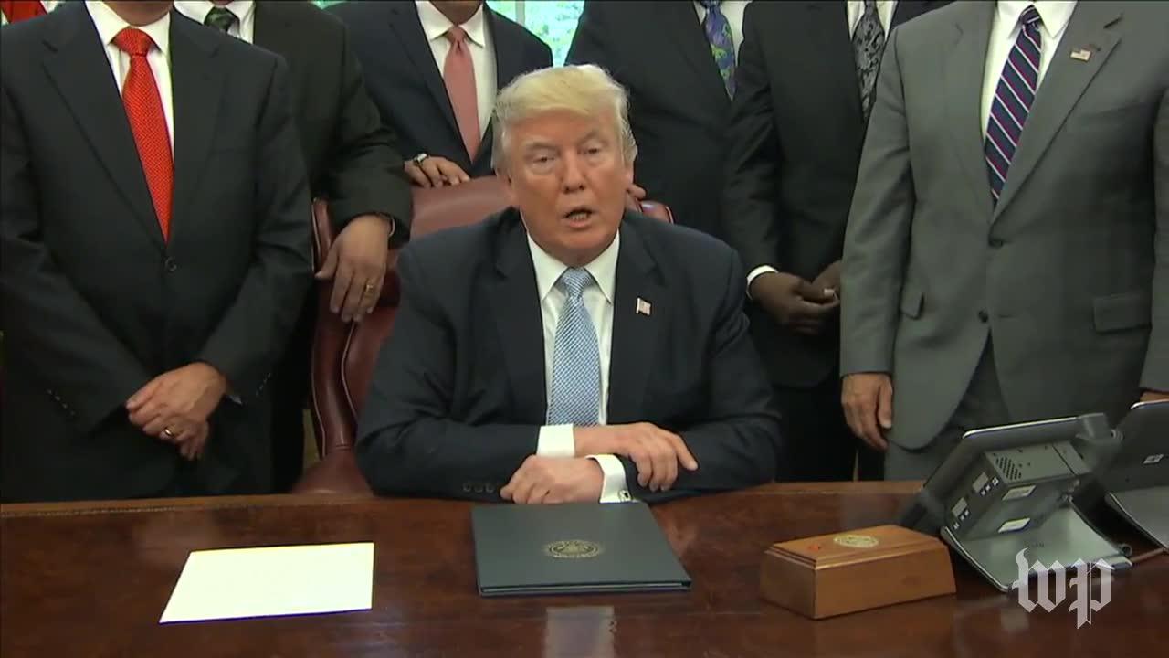 Trump: 'We Love The Dreamers, We Love Everyone'