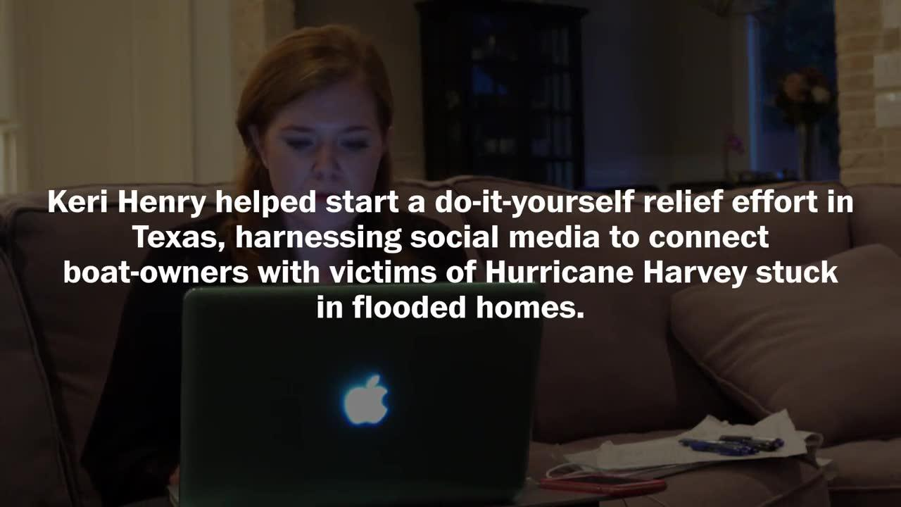 Texans Start Do-It-Yourself Rescue Effort In The Wake Of Hurricane_...