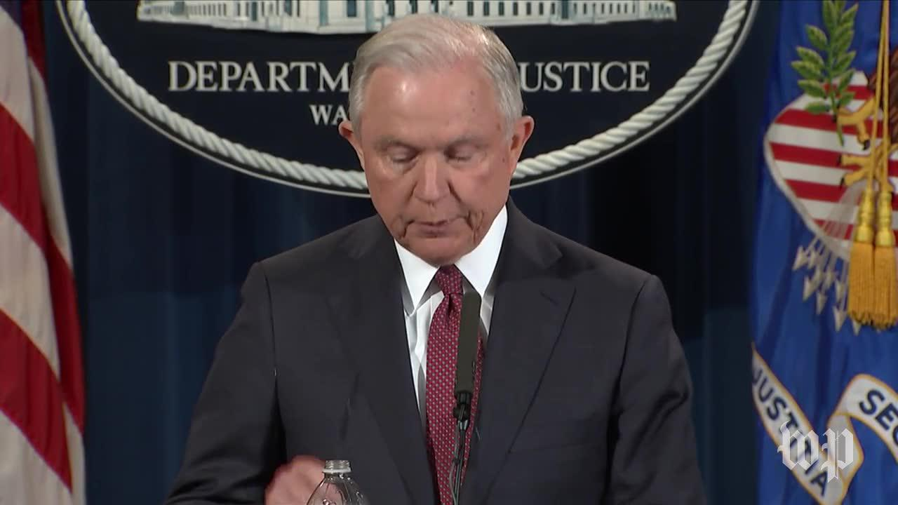 Sessions: Daca Program 'Is Being Rescinded'