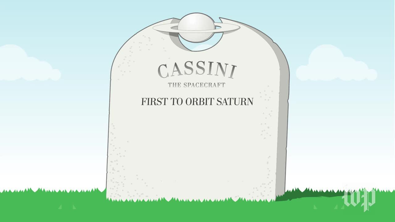 Rest In Peace, Cassini