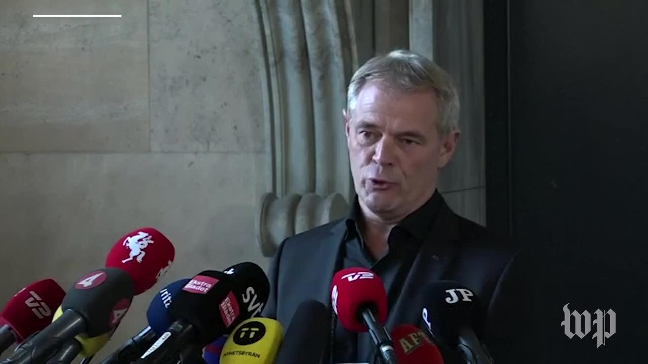 Timeline: Investigation Into Swedish Journalist'S Death
