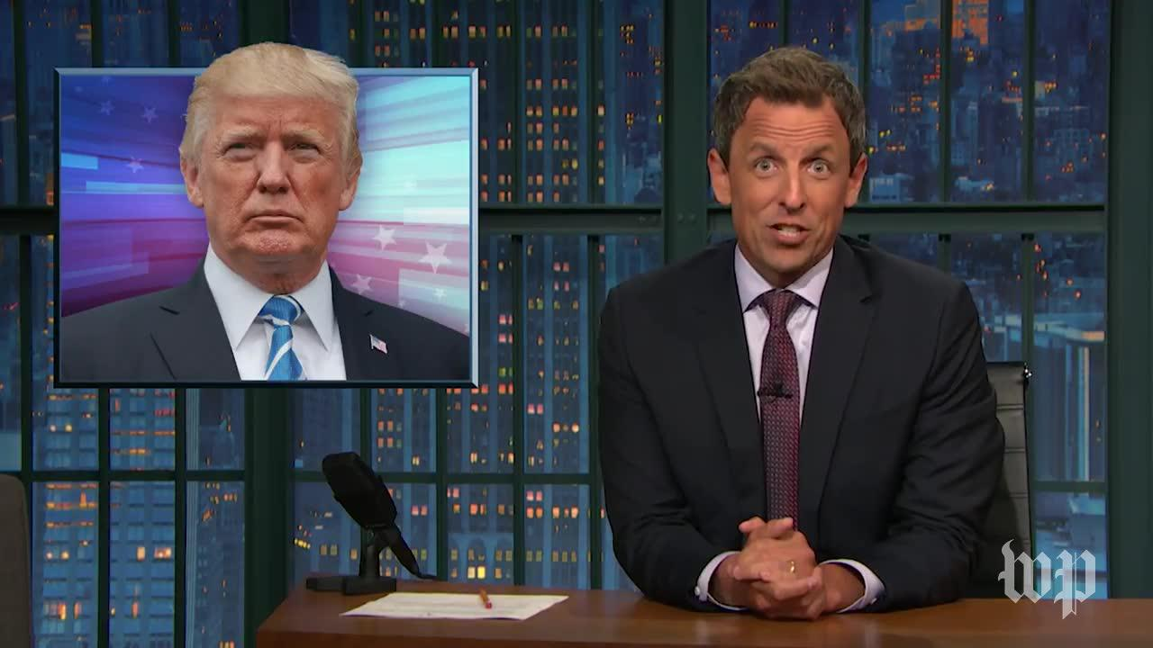 Late-Night Laughs: Trump Ending Daca