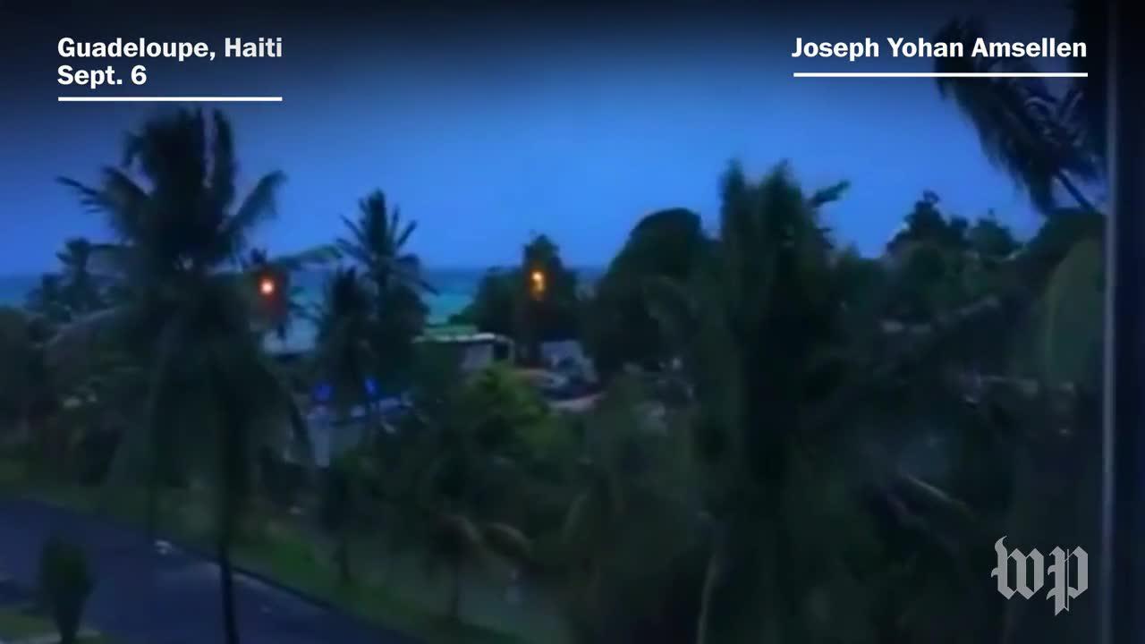 Florida Counties Begin Evacuating As Hurricane Irma Batters Caribb_...