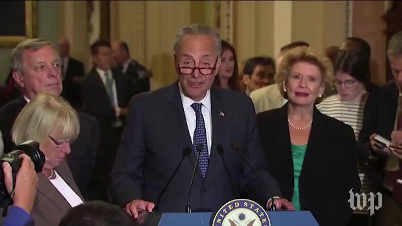 Senate Leaders Weigh In On Debt Ceiling Deal