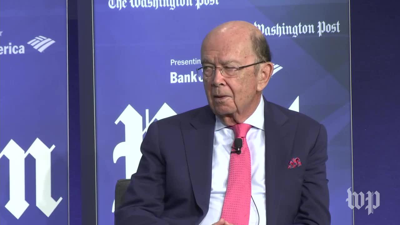 Sec. Ross: 'Actively Searching For A New Director' Of U.S. Census _...