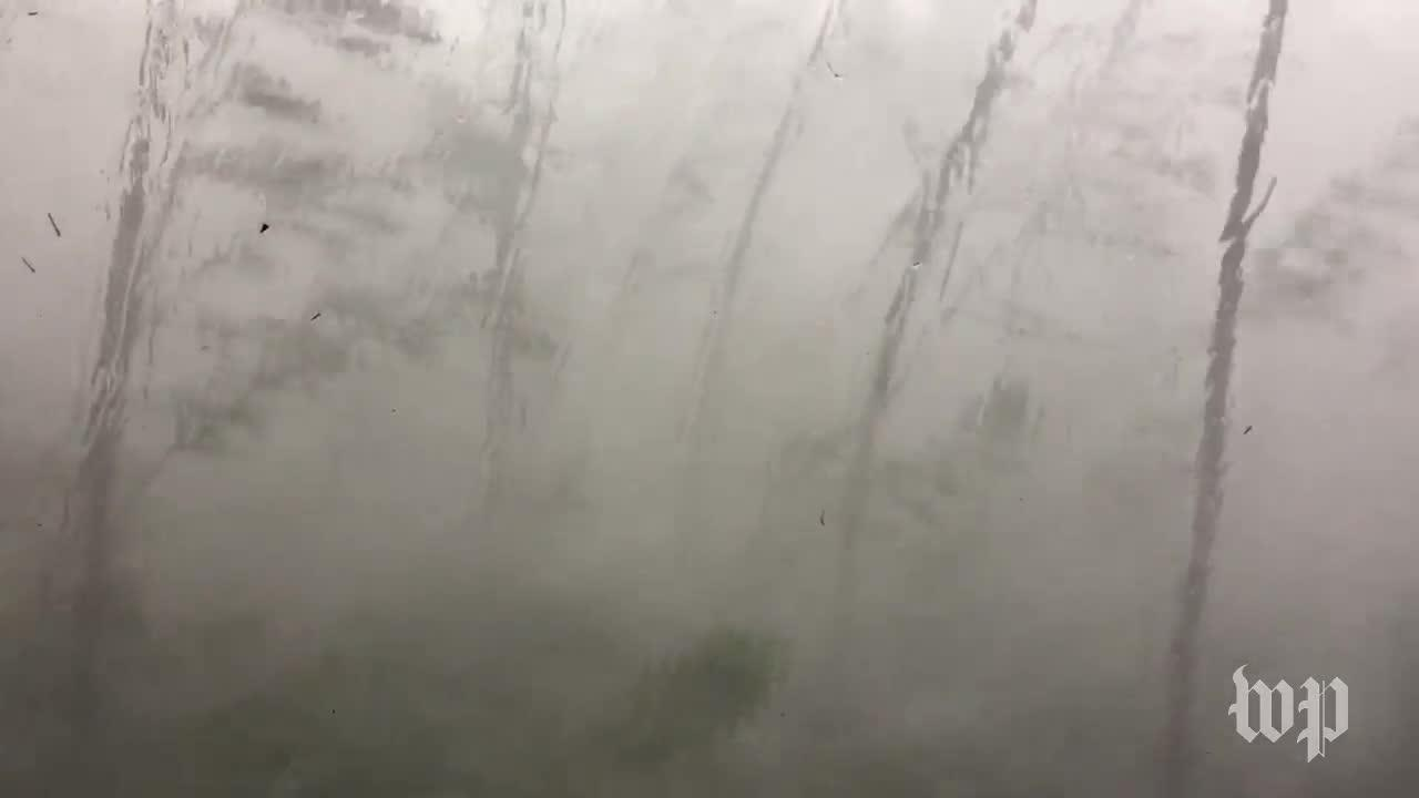 Sept. 10: Watch Irma Bear Down On Estero, Fla.