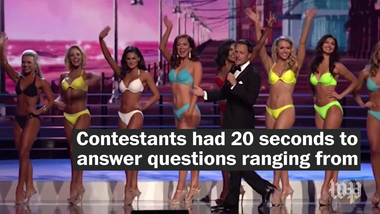 Miss America Gets Political, According To The Internet