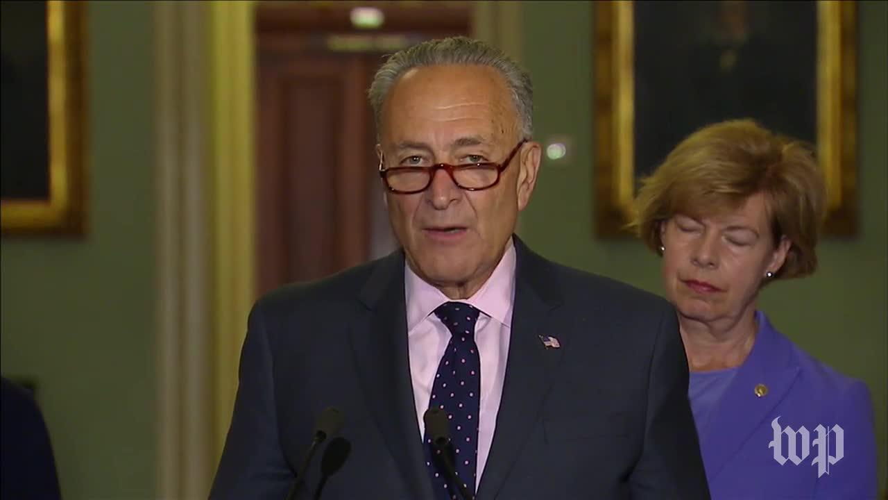 Schumer Says He Wants To Work With Republicans To Make The Aca Better
