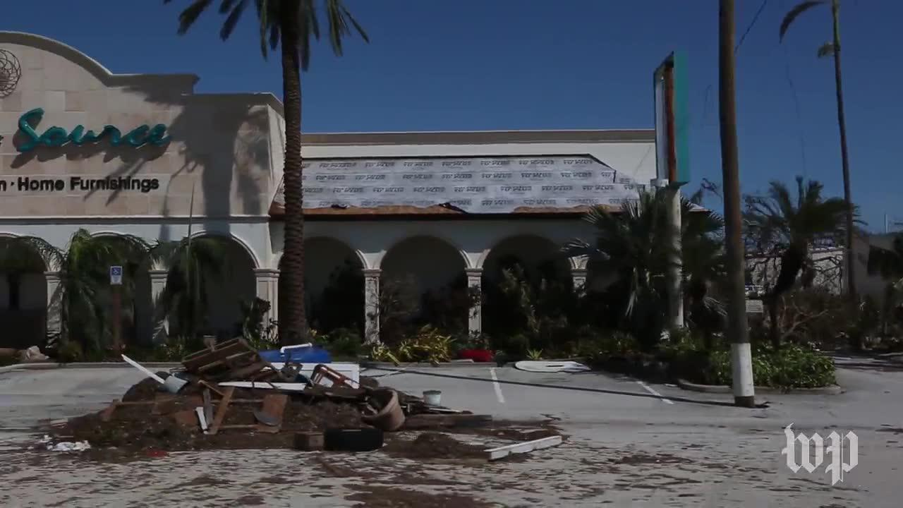 A Look At Marathon, Fla., After Hurricane Irma