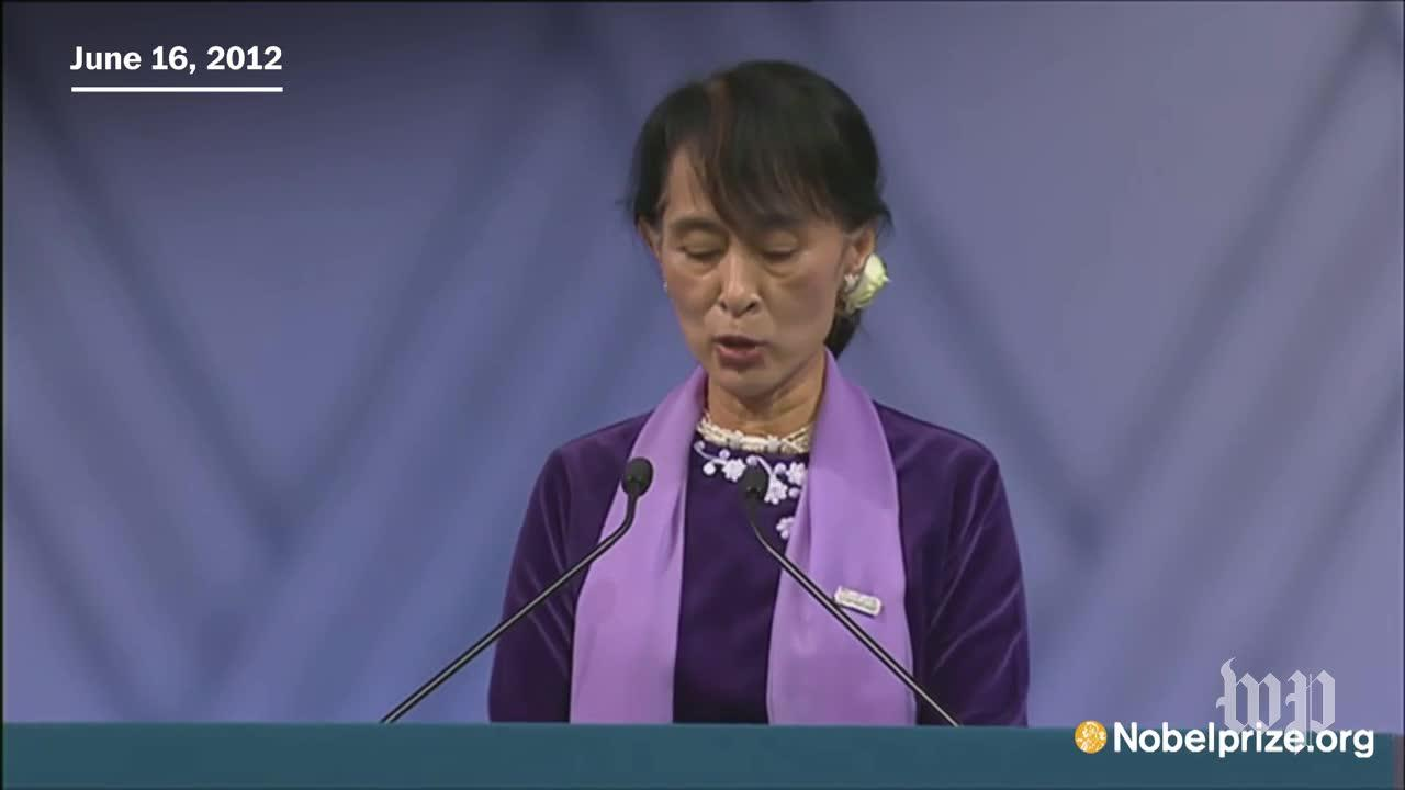 Aung San Suu Kyi'S Fall From Grace