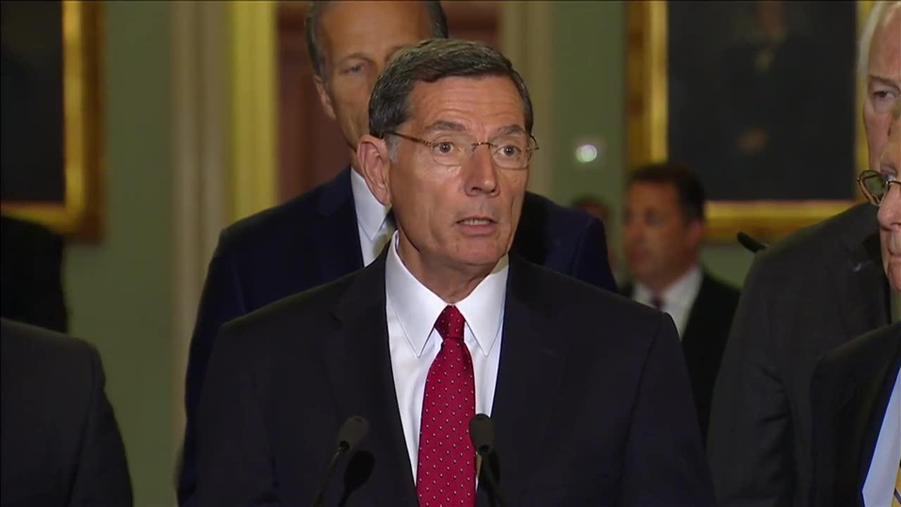 Barrasso Calls 'Medicare For All' A 'Litmus Test For The Liberal Left'
