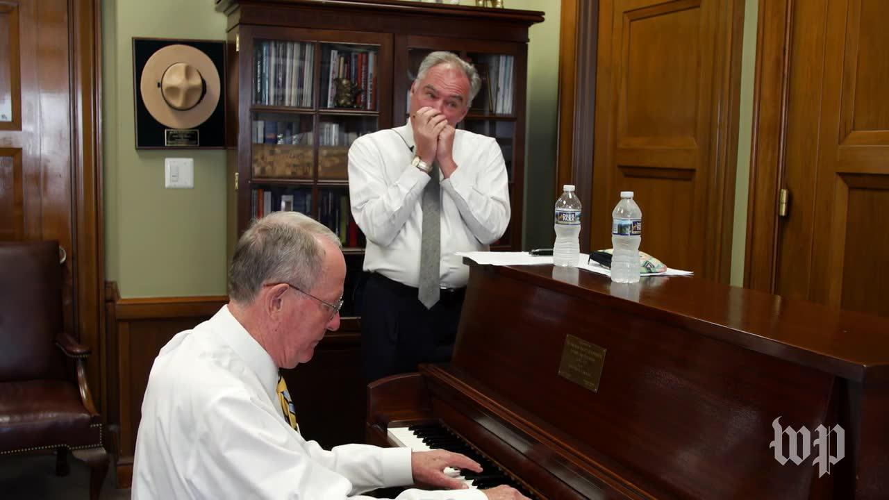 Tim Kaine And Lamar Alexander Find Something They Can Agree On: Music