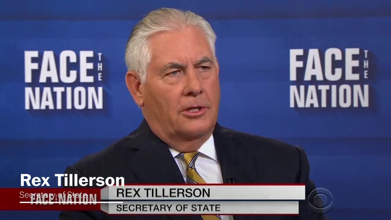 Mcmaster, Tillerson: Trump Is Out Of Paris Climate Accord, But 'Th_...