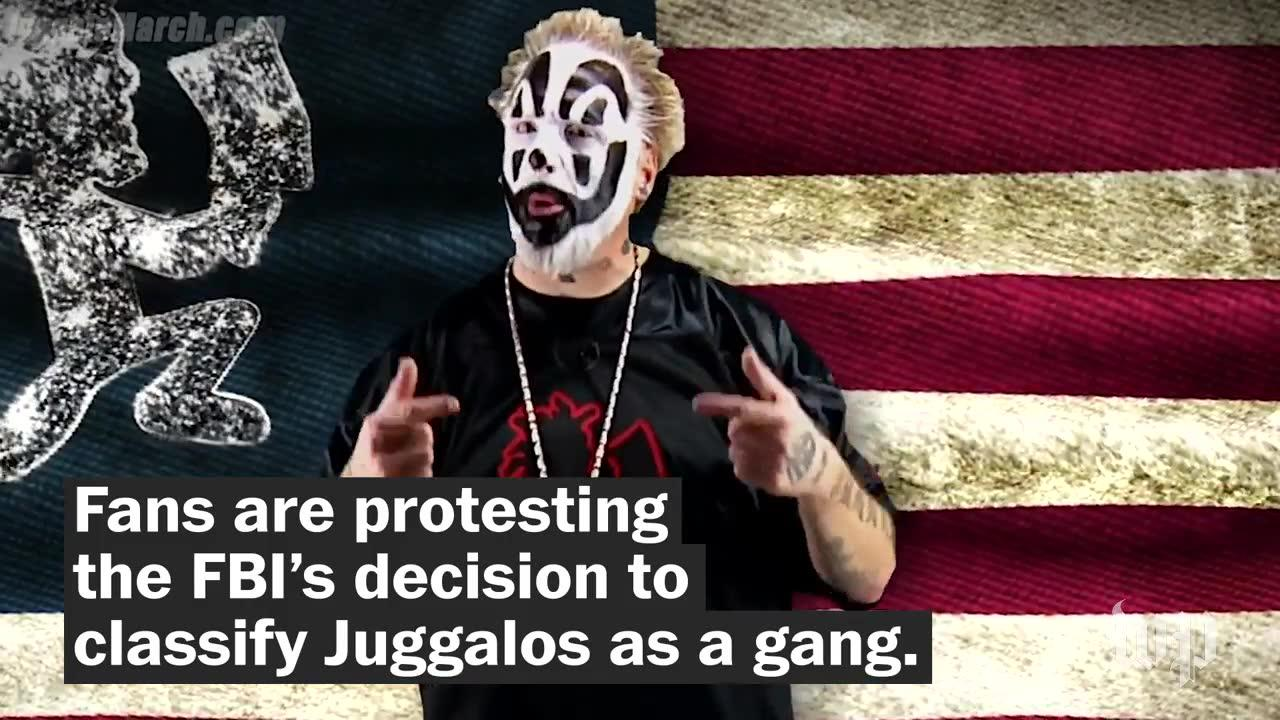 Who Are The Juggalos And Why Are They Marching In D.C.?