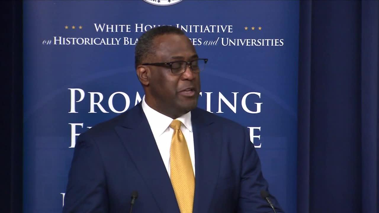 New White House Initiative Leader Calls For 'Increased Contributio_...