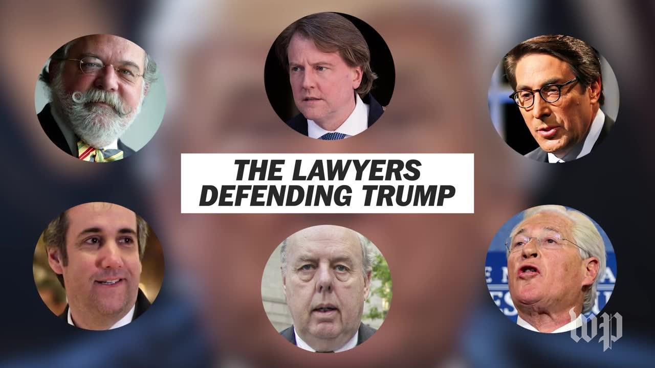 The Lawyers Defending Trump
