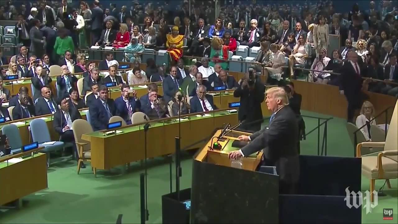 Watch Trump'S Full Remarks To The U.N.