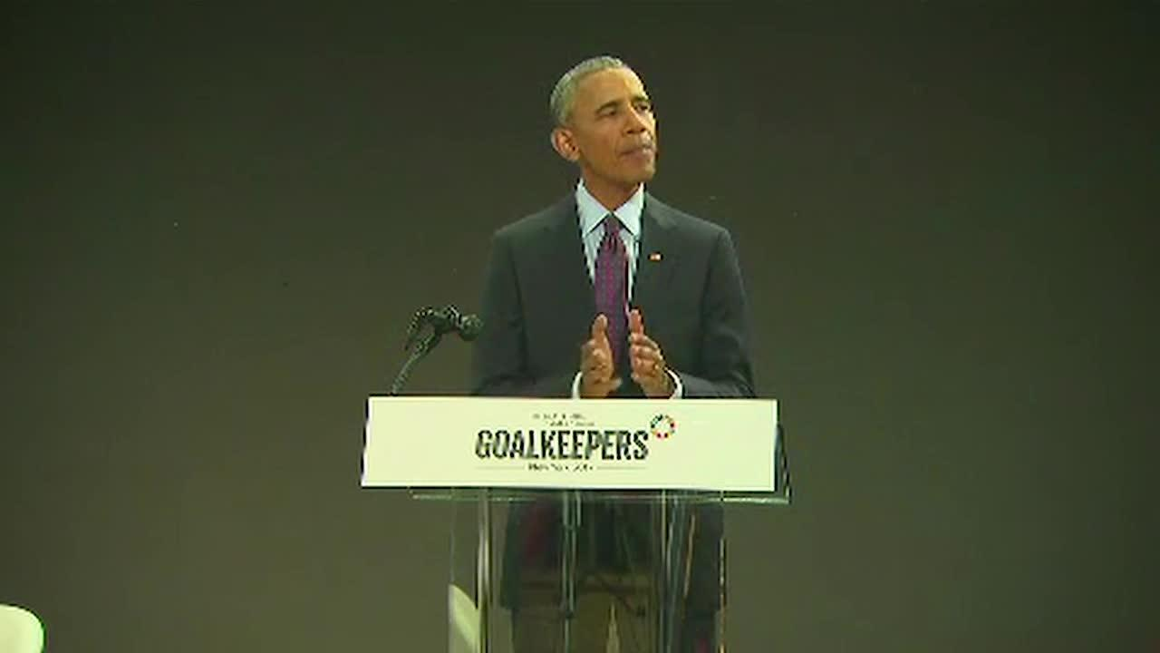 Obama'S Speech At The Gates Foundation, In Three Minutes