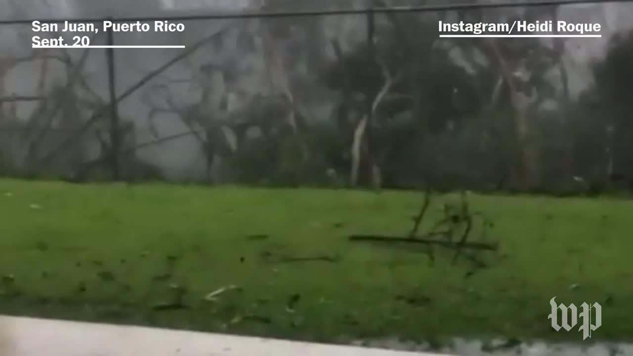 'This Was The Longest Night' Puerto Rican Journalist Shares Hurric_...