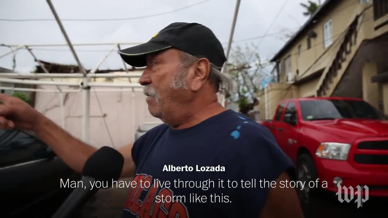 Homes Destroyed And Streets Flooded In Puerto Rico After Maria