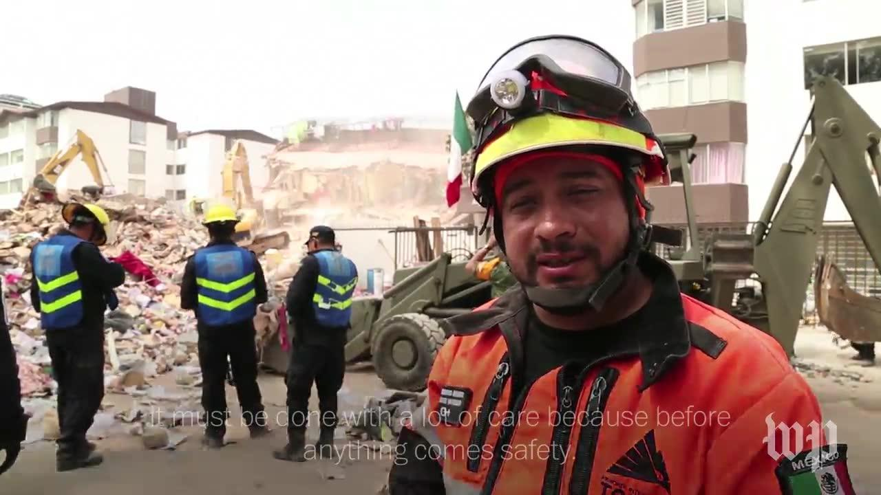 In Earthquake'S Aftermath, Volunteers Search Where Others Can'T Or_...