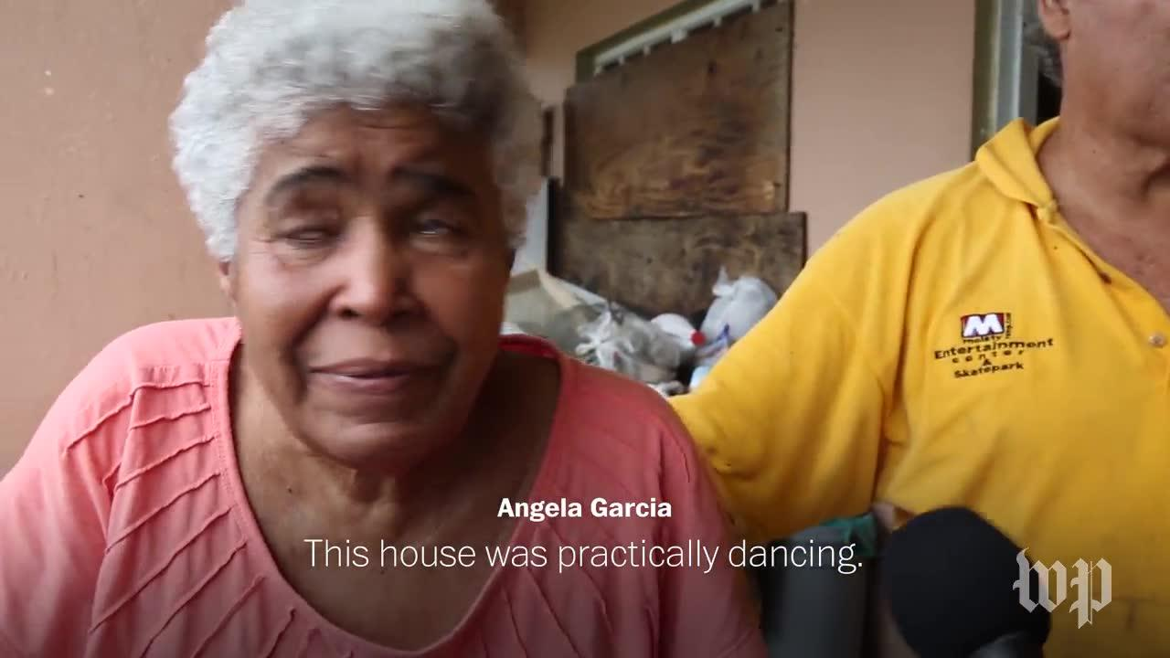 Puerto Ricans Struggle To Clean Up After 'Monster' Hurricane