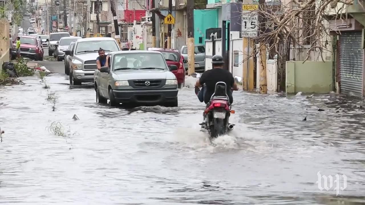 San Juan Mayor: 'There Is Horror In The Streets'
