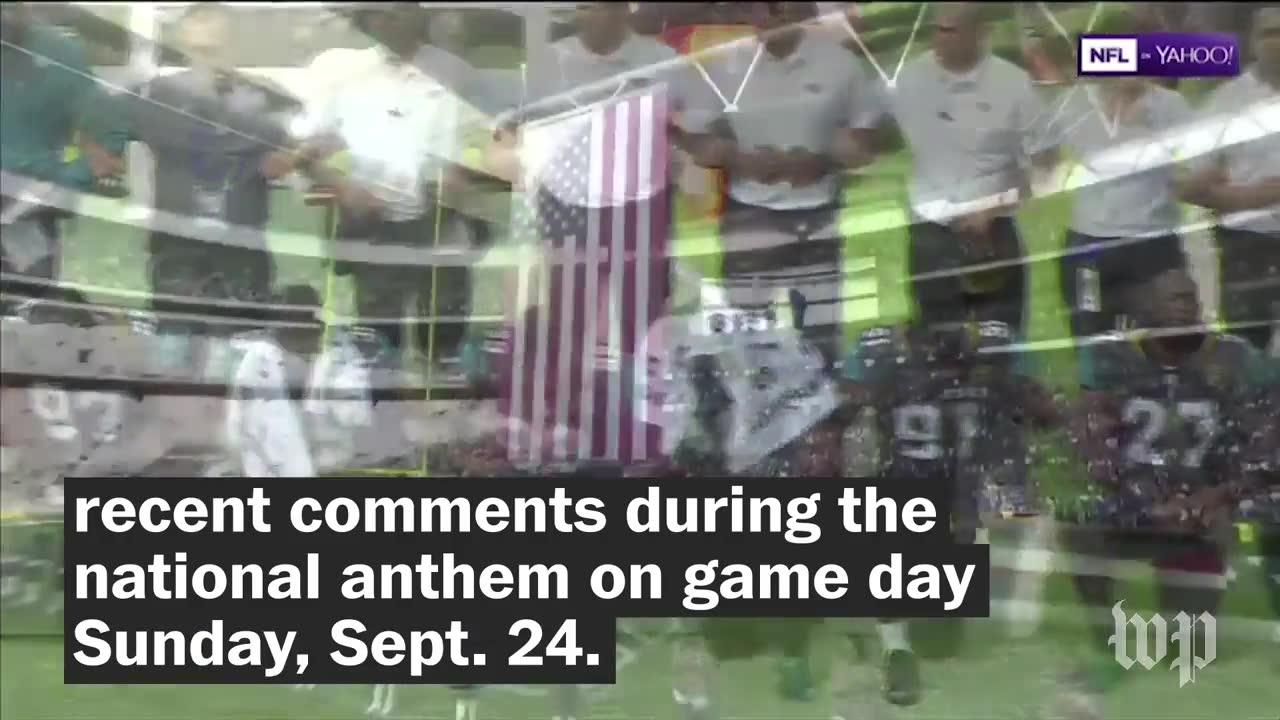 On First Game Day After Trump'S Comments, Nfl Players Take The Knee