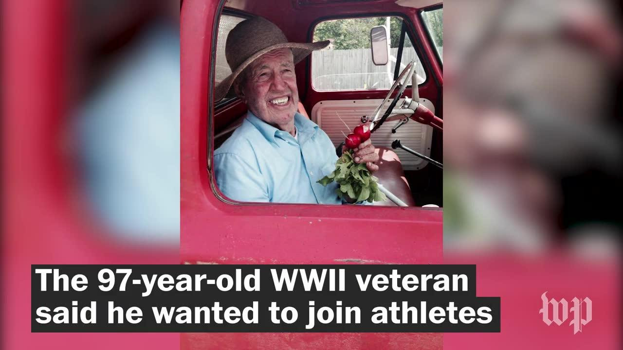 See Why This 97-Year-Old Wwii Veteran Took A Knee