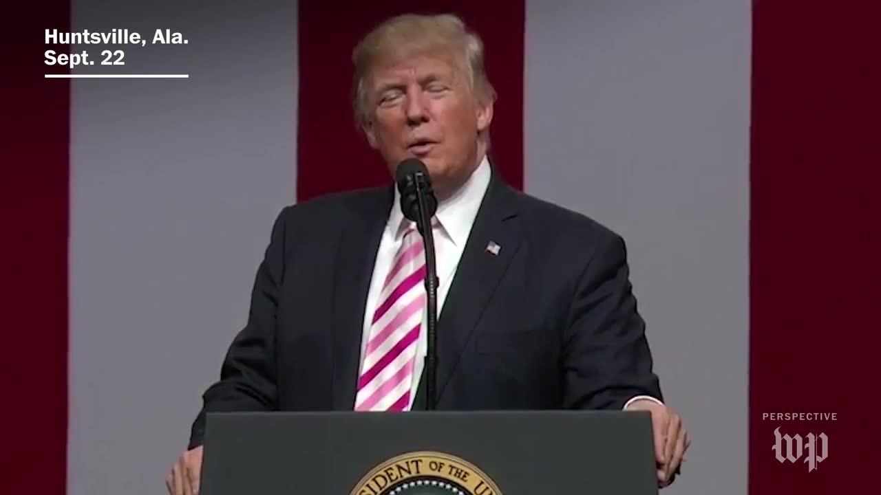 No, President Trump, The Nfl Anthem Protests Have Everything To Do_...