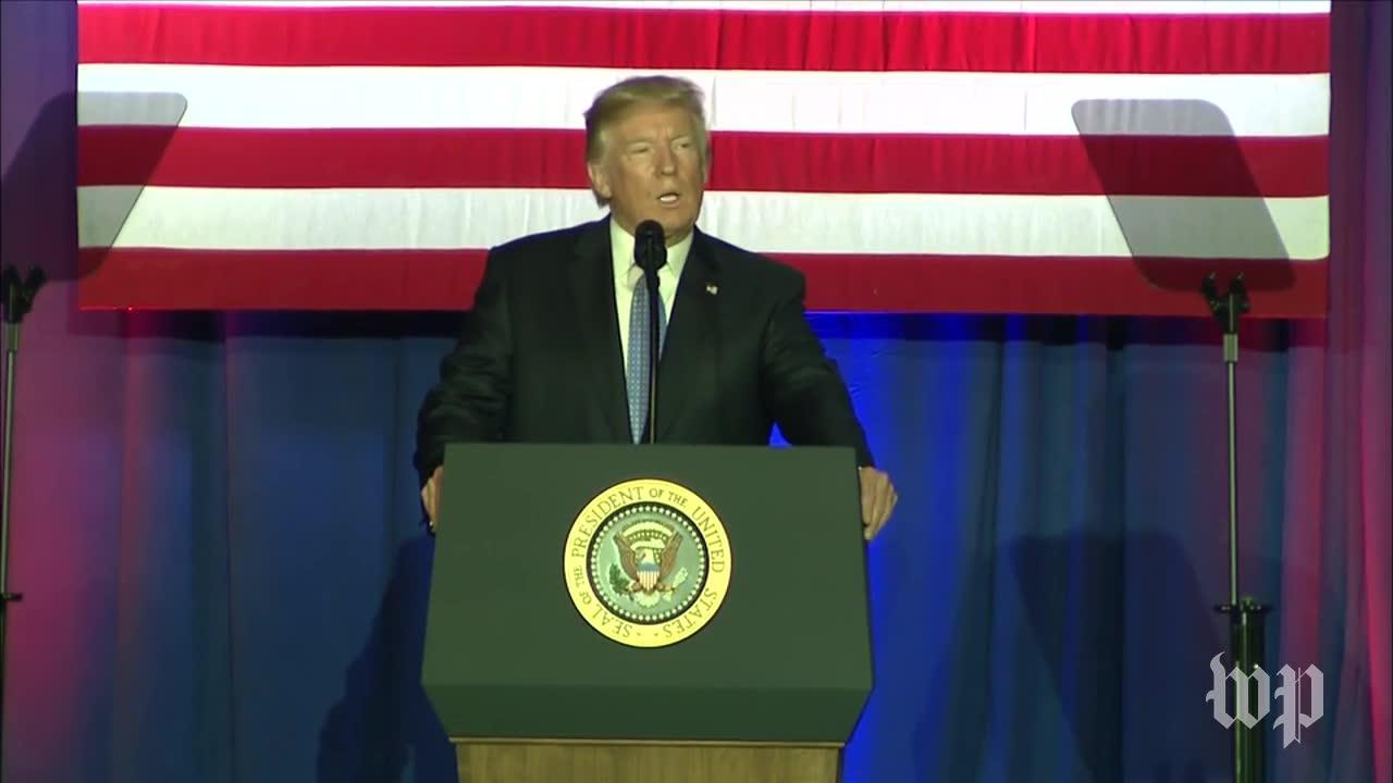 Trump Pledges 'Historic Tax Cuts'