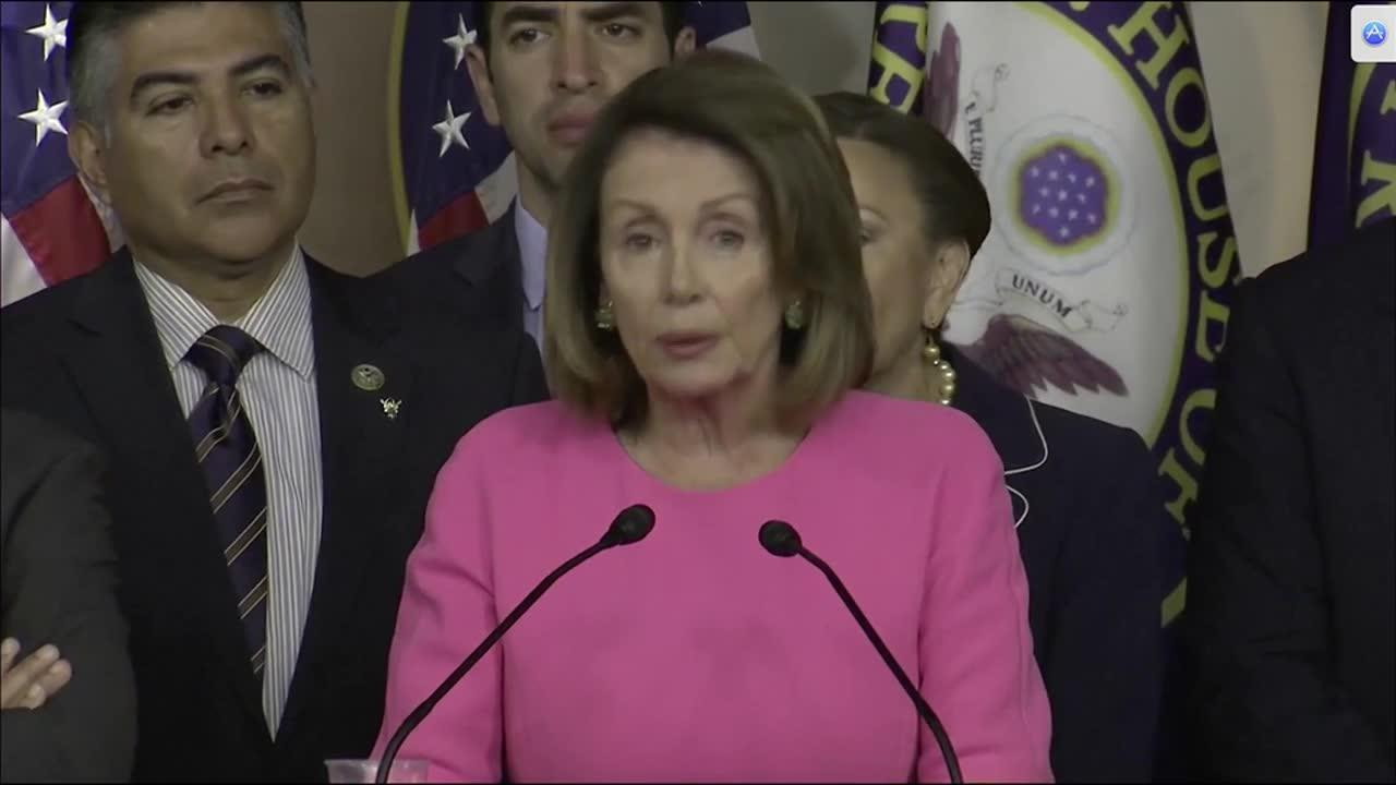 Pelosi On Puerto Rico: 'We Must Move More Quickly'