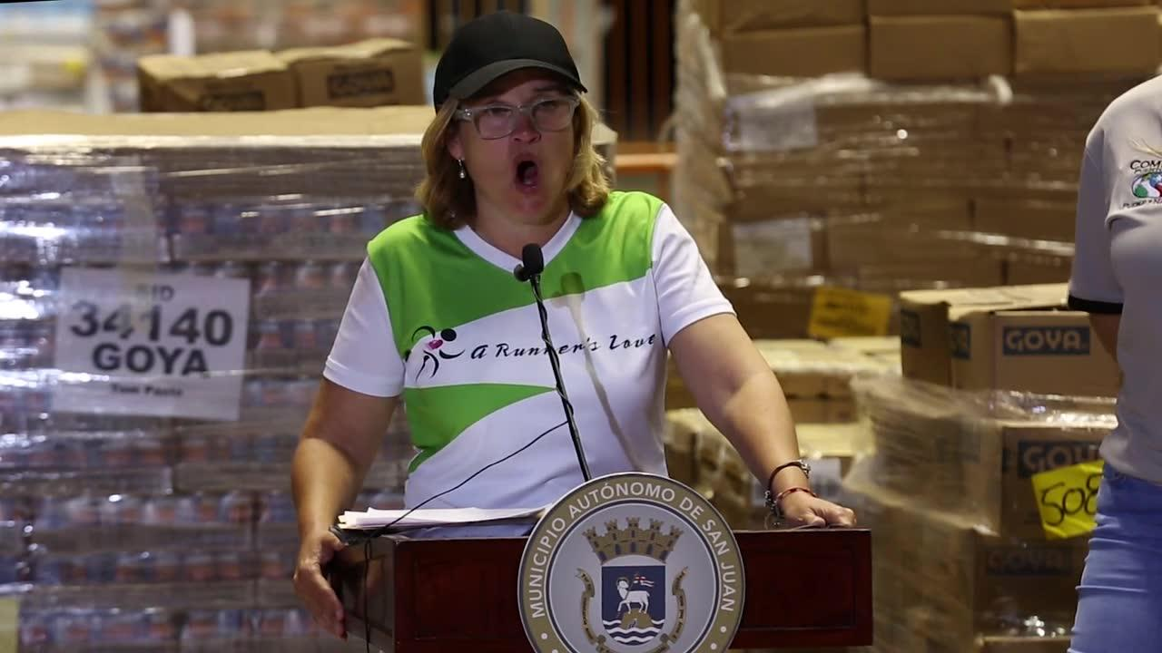 San Juan Mayor On Desperate Need For Puerto Rico Aid: 'Save Us Fro_...