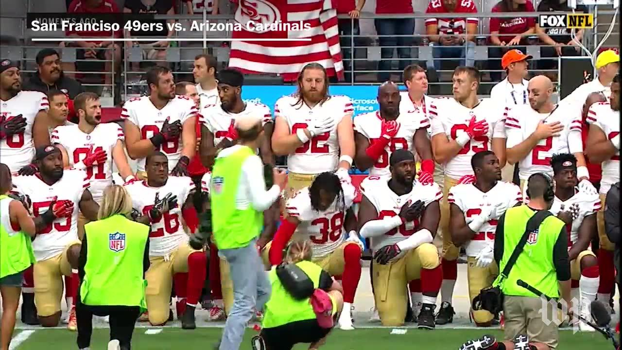 Nfl Players Kneel Again Despite Trump'S Call For Demonstrations To End