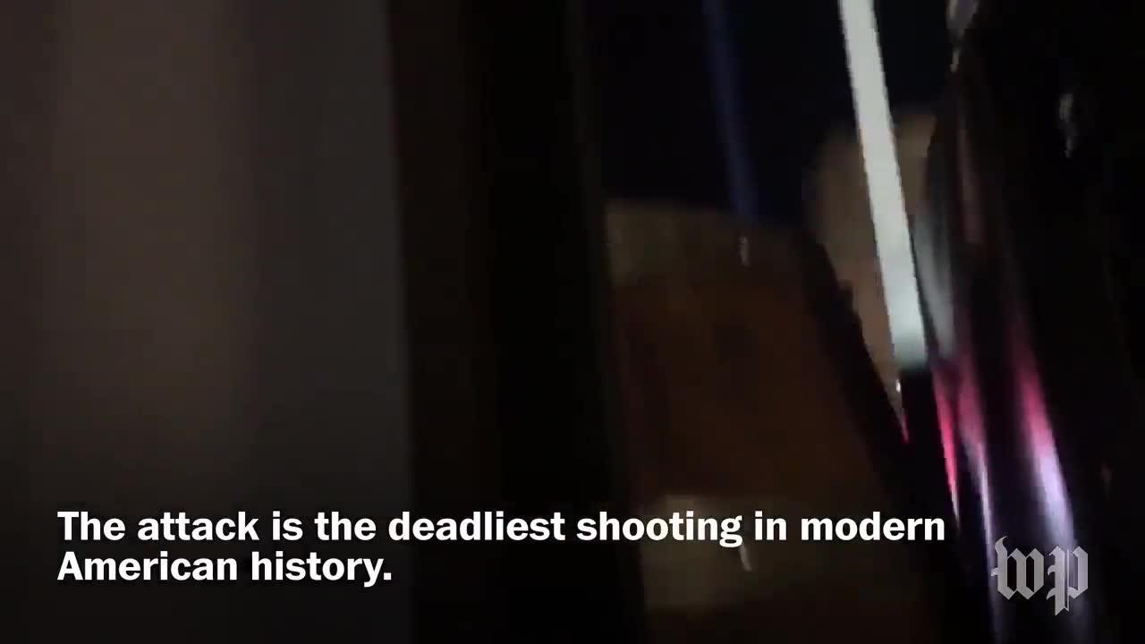 More Than 50 Dead, 200 Injured At Shooting On Las Vegas Strip