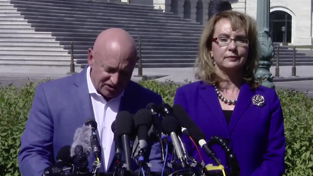 Mark Kelly: 'Thoughts And Prayers' From Politicians 'Aren'T Going _...