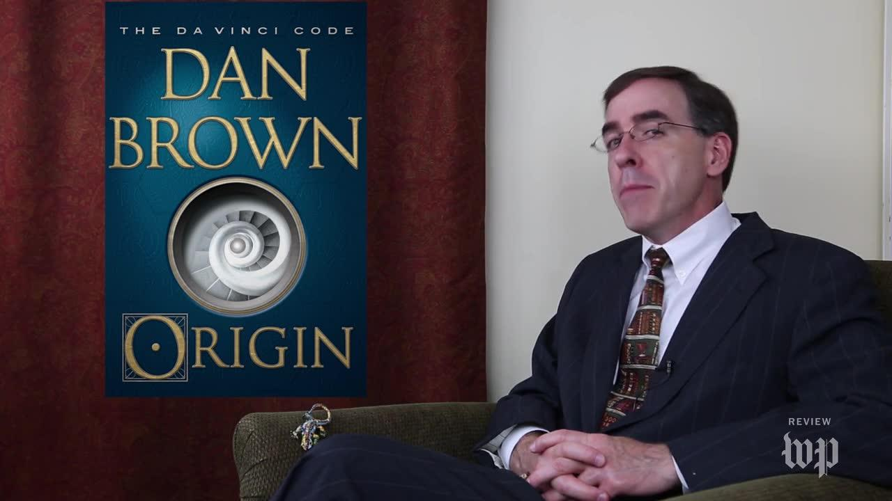 Ron Charles Runs Across Spain To Crack Dan Brown'S Latest Code To _...