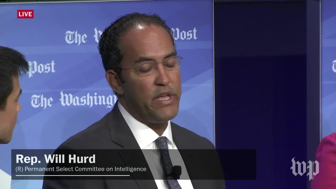 Rep. Will Hurd: Cybersecurity 'One Of The Few Remaining Bipartisan_...