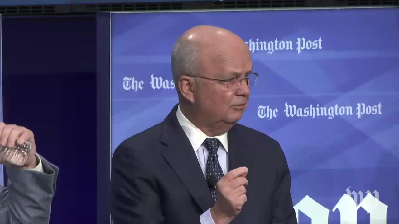 Michael Hayden, Richard Clarke Offer Predictions For The Future Of_...
