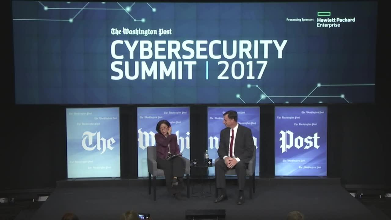 White House Cybersecurity Coordinator Rob Joyce On Cybersecurity P_...