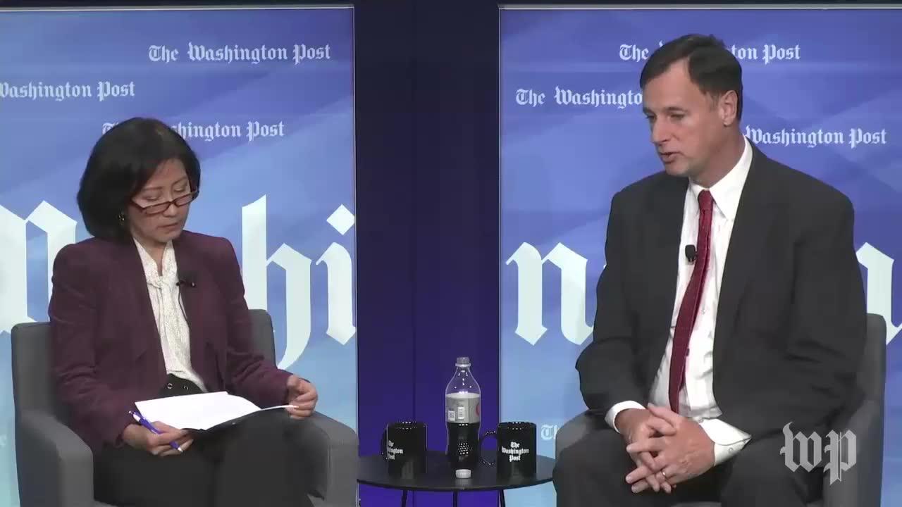 White House Cybersecurity Coordinator Rob Joyce: Social Security S_...