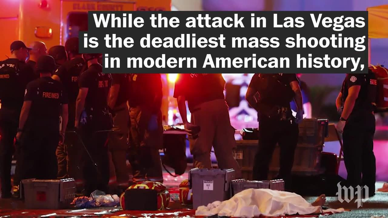 Was The Las Vegas Shooting The Worst In U.S. History? It Depends.