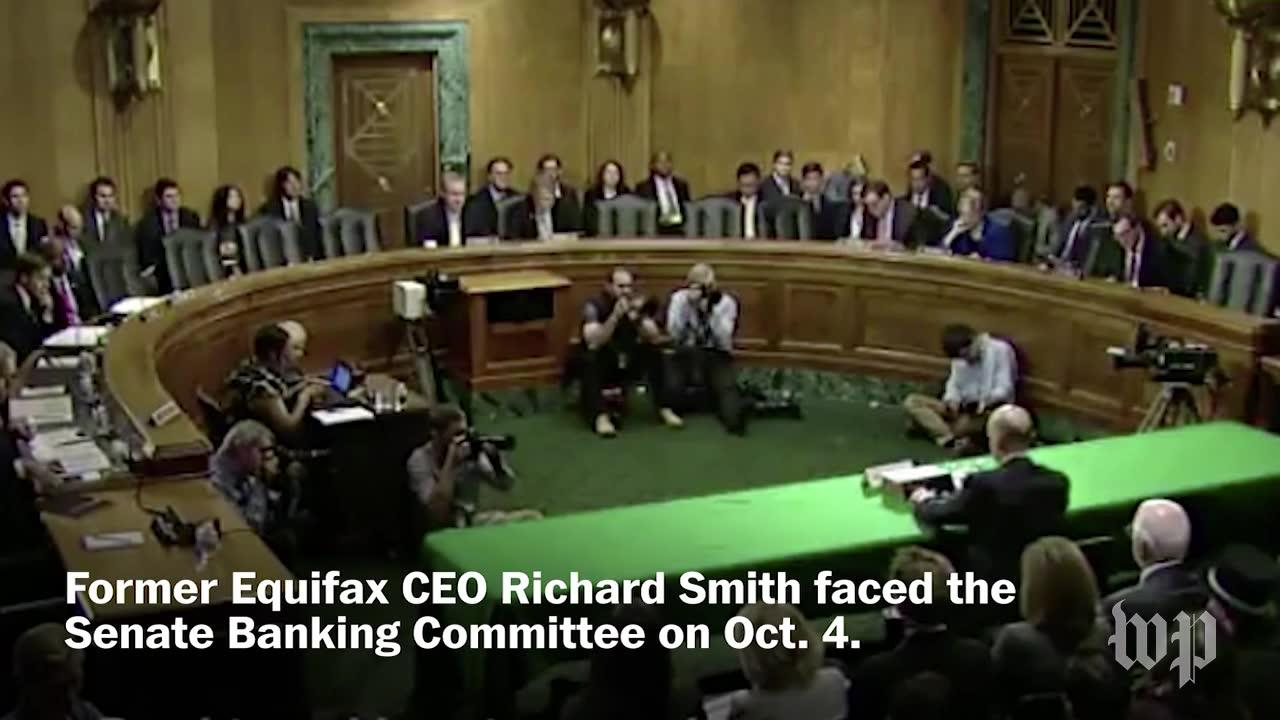 Monopoly Character Trolls Former Equifax Ceo During Senate Hearing