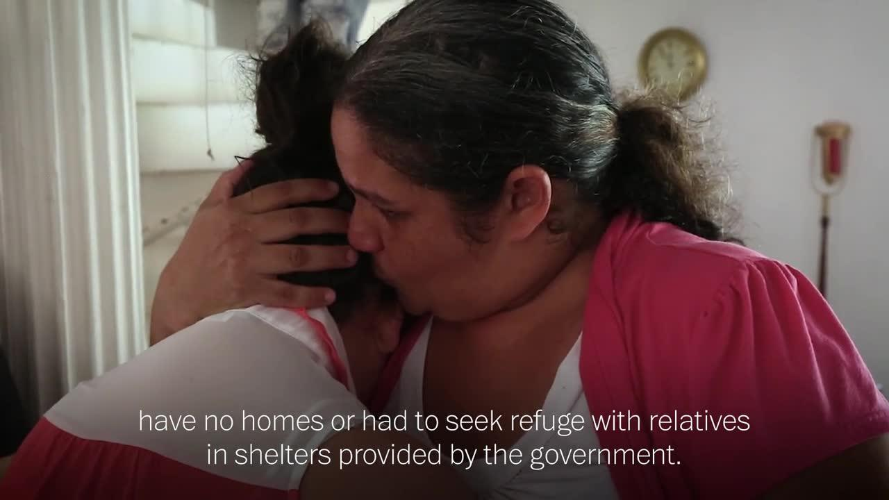 After The Storm: A Community In The Mountains Of Puerto Rico Seeks_...
