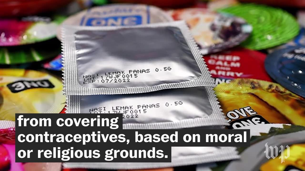 The Trump Administration Just Changed The Rules On Contraception C_...