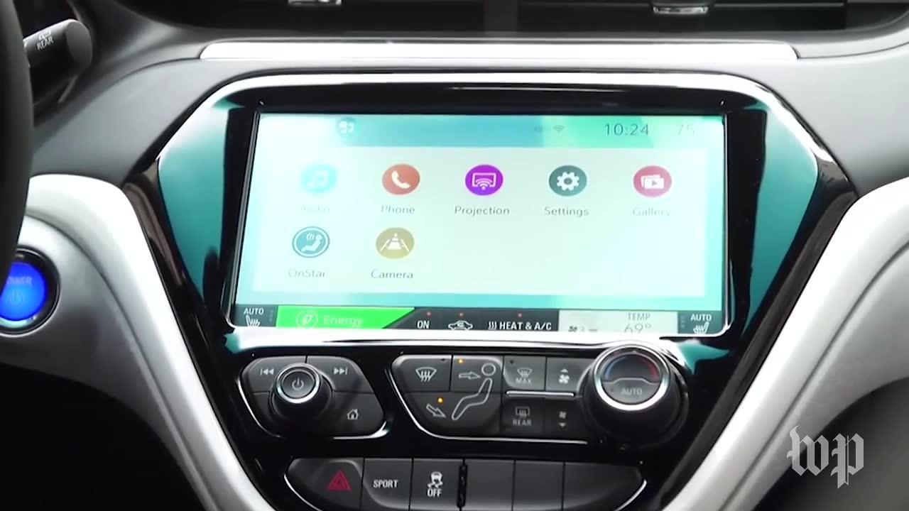 Take A Ride In Chevy'S Bolt Ev, The Car That Wants To Take Down Tesla